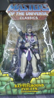 Battleground Evil-lyn He-man And The Masters Of The Universe