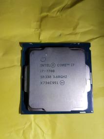 Processador I7, Memória Ddr 4 8gb, Ssd 240gb E Cooler Intel.