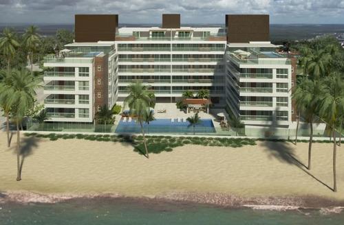 Imagem 1 de 22 de Apartamento À Venda, 152 M² Por R$ 1.453.215,00 - Areia Dourada - Cabedelo/pb - Ap0419