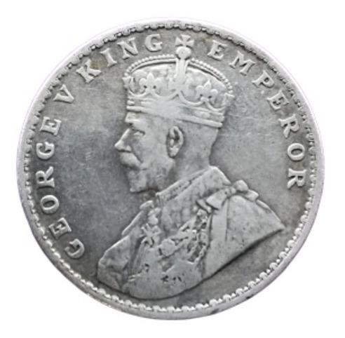 One Rupee India 1919
