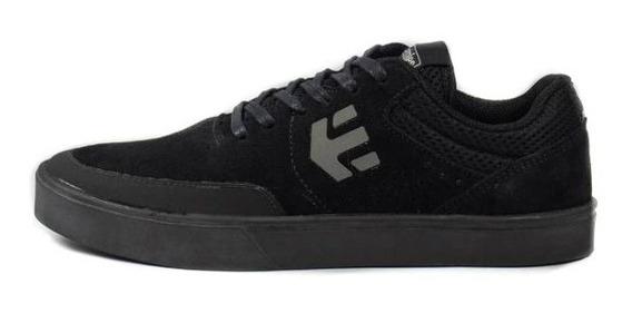 Tênis Skate Etnies Marana Black/black Original