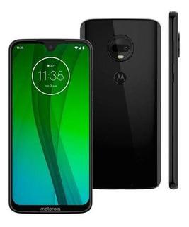 Smartphone Motorola G7 Preto 64 Gb