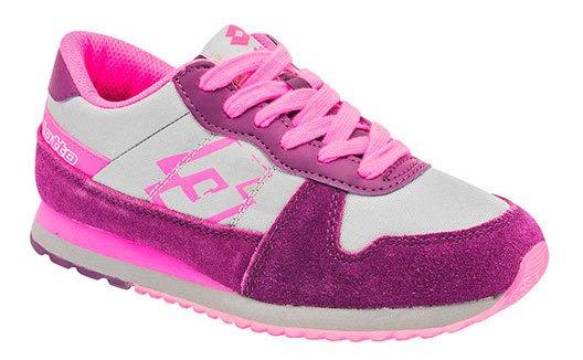Lotto Sneaker Casual Textil Hombre Gris Btk20368