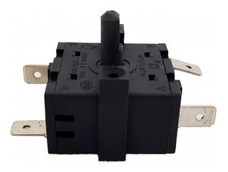 Chave Seletora Para Forno Electrolux Fb54b 46897