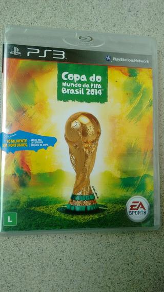 Jogo Ps3 Copa Do Mundo Fifa Brasil 2014 Em Português