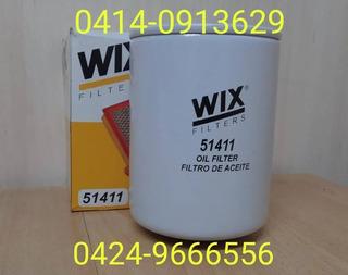 Filtro De Aceite Wix 51411 Iveco Daily 4010 5912 6012