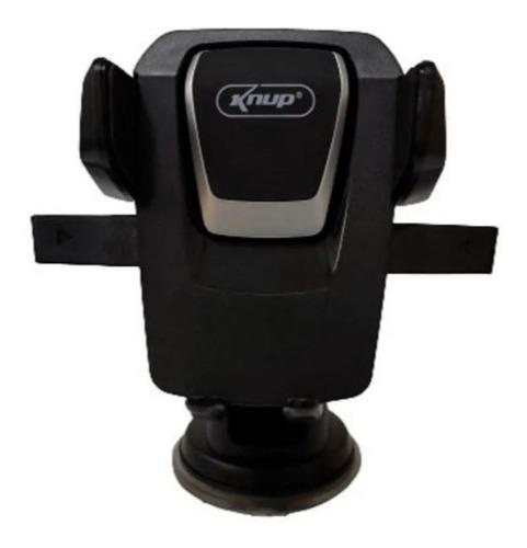 Imagem 1 de 4 de Suporte Veicular Automotivo Knup Trava Automática Kp-sp007