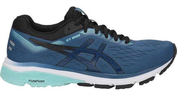 Asics Zapatilla Running Mujer Gt-1000 7 Azul