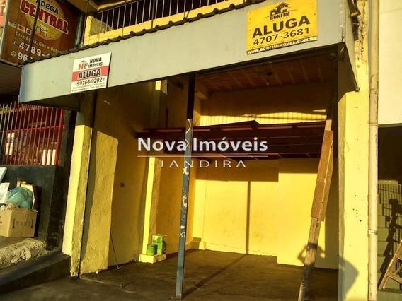 Salao Comercial Centro De Jandira/s.p - 1219