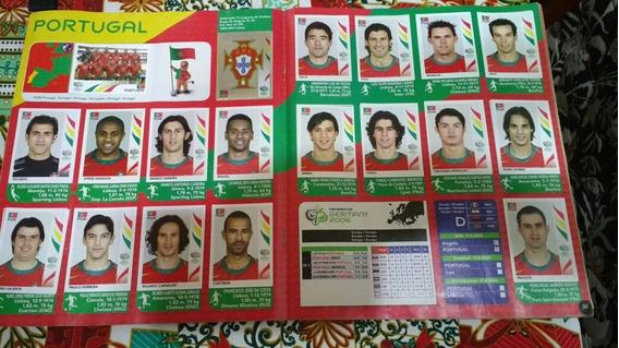 Álbum Panini Completo Copa De 2006