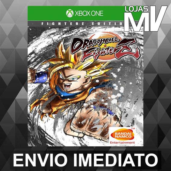 Dragon Ball Fighterz Edição Fighterz - 25 Digitos Xbox One