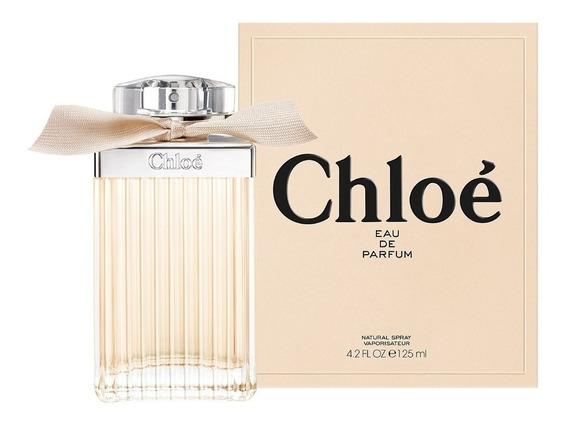 Perfume Chloé Eau De Parfum Edp 125 Ml Feminino Original