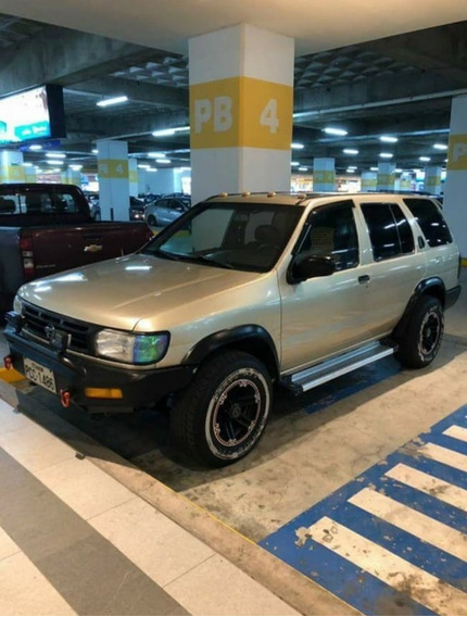 Nissan Pathfinder Automatico V6 Aire