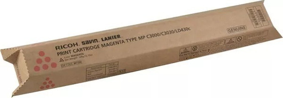 Toner Ricoh Magenta Mpc 3000 Mpc 3030 Original Lacrado