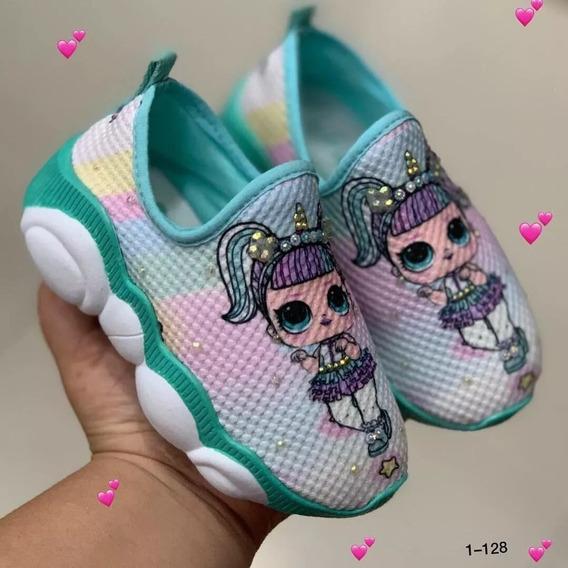 Zapatos Deportivos Para Niñas Lop Colombianos