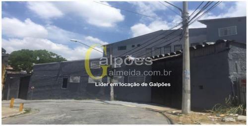 Galpão Para Alugar Casa Verde Alta São Paulo - Gbl36