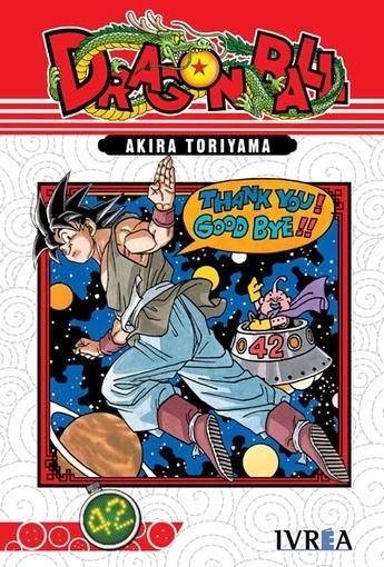 Dragon Ball 42 ** Tomo Final ** - Akira Toriyama
