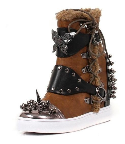 Zapatos Tenis Hades Phelan Reii New Rock Jeffrey Campbell