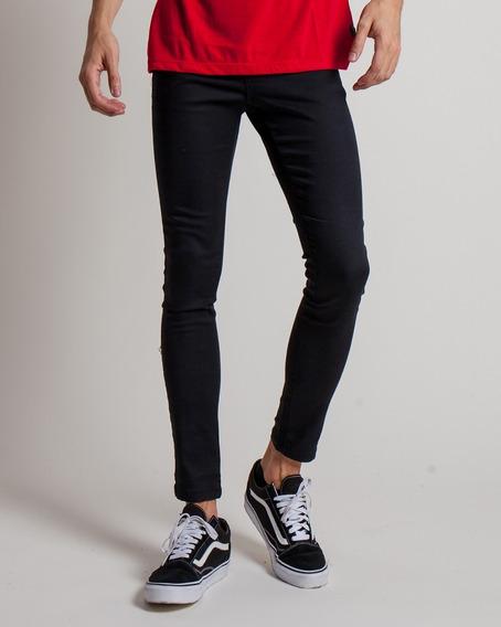 Pantalon Negro Chupin