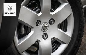 Calotas Renault Kwid Prata Aro 14