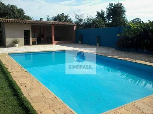 Imagem 1 de 24 de Chácara  Jardim Monte Belo, Campinas. - Ch0024