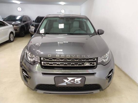 Land Rover Discovery Sport 2.0 16v Td4 Turbo Diesel Se 4p