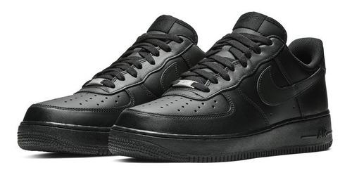 Tenis Nike Air Force 1 Preto