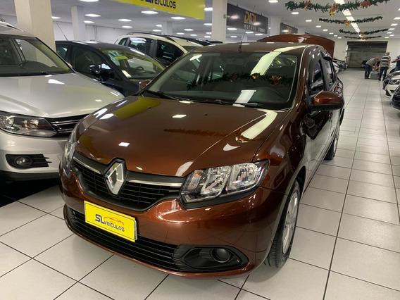 Renault Logan 1.6 Exp. 2014 (midia Nav)