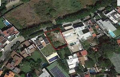 Terreno Urbano En Vista Hermosa / Cuernavaca - Roq-421-tu