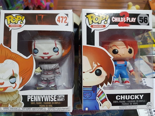 Muñeco Chucky O It Pennywise 8cm En Caja Local A La Calle