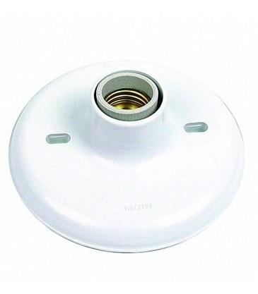 Plafon Ou Plafonier 15 Peças C/ Soquete Porcelana E27 100w