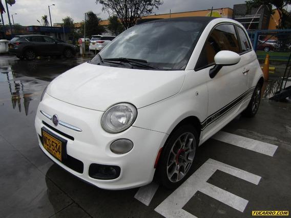 Fiat 500 Sport At 1400