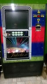 Máquina Jukebox 17polegadas