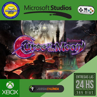 Bloodstained Curse Of The Moon Xbox One Modo Local
