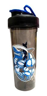Shaker Tiburón Design Vaso Gym Caramañola 750 Ml Bpa Free