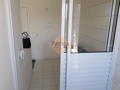 Imagem 1 de 14 de Apartamento Na Penha, 2 Dormitórios, 1 Vaga, 46 M², R$ 250.000,00 - 2276