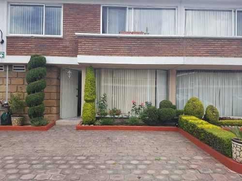 Casa En Venta Toluca Villas Fontana