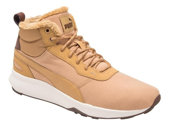 Tenis Casual Puma St Activate Mid Wtr 8402 Id-833948 W9 Msi