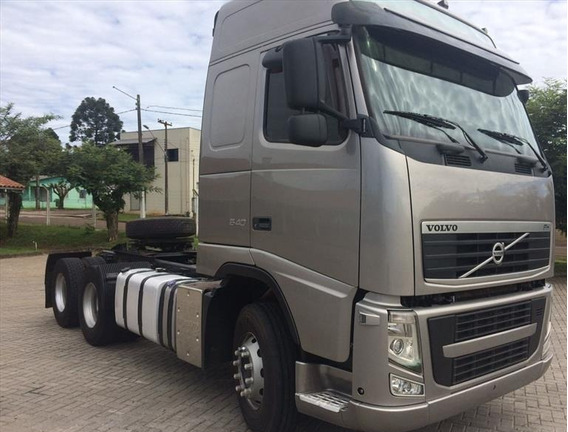 Volvo Fh 540 Globetrotter 6x4 (e5) Ano 2019