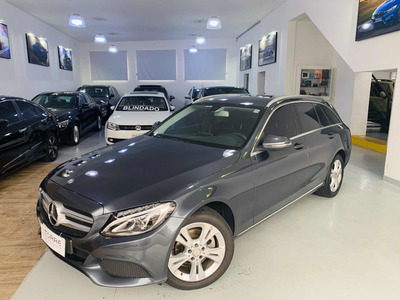 Mercedes-benz C 180 1.6 Cgi Estate Avantgarde 16v Turbo 4p