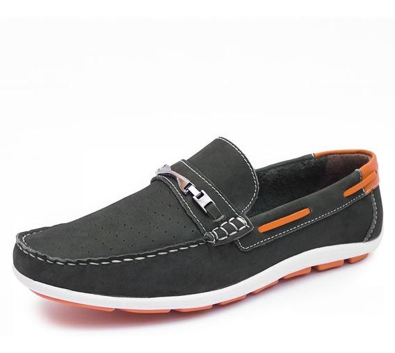 Mocassim Sapato Casual Masculino Macio Conforto