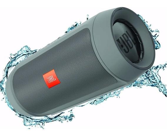 Bocina Jbl Charge 2+ Splashproof Portable Bluetooth Speaker