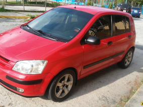 Hyundai Getz Gl S/a - Sincronico