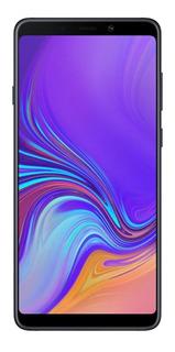 Samsung Galaxy A9 (2018) Duos - Preto-caviar - 128 GB - 6 GB