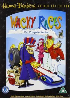 Los Autos Locos ( Wacky Races) Coleccion Completa (6 Dvds)