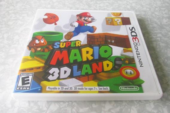 Nintendo 3ds - Super Mario 3d Land - Original
