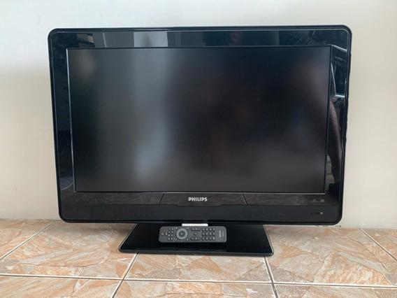 Tv Philips 32 Polegadas Hdmi Hd Crystal Clear Pfl 3403/78
