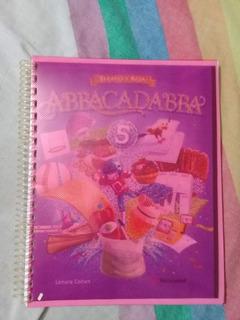 Libros Abracadabra 4 Y 5