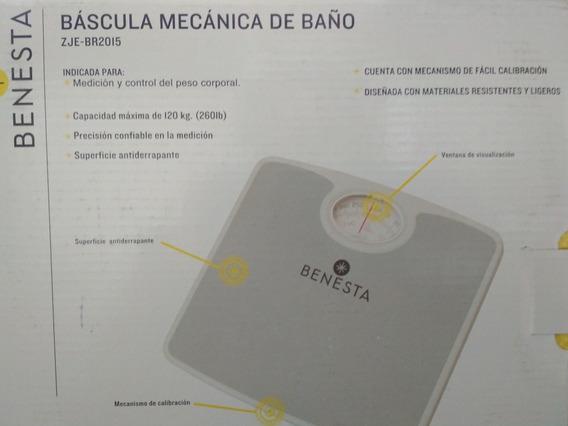 Bascula Mecanica De Baño