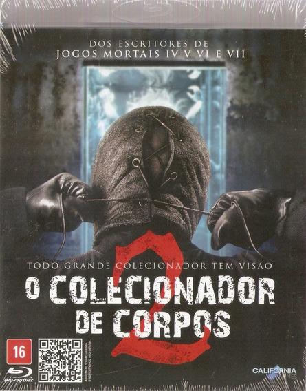 Blu-ray O Colecionador De Corpos - Novo Lacrado***